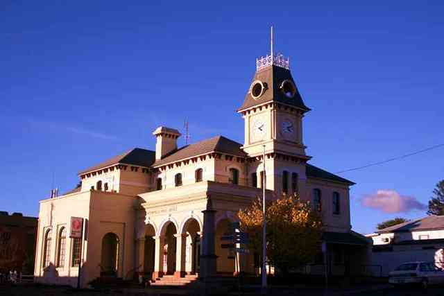 Tenterfield Post Office