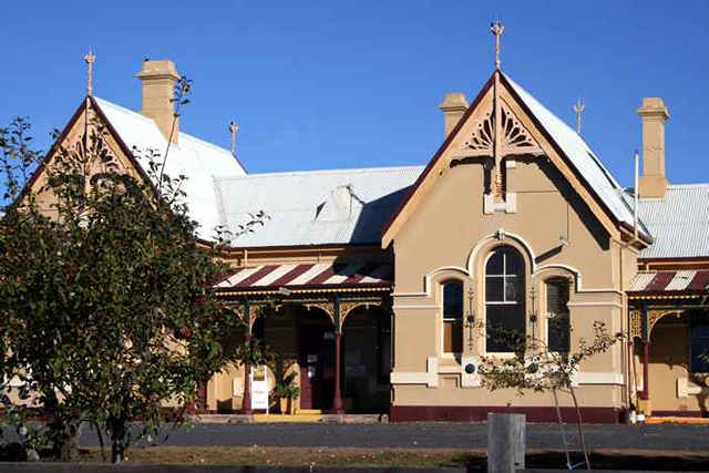 Tenterfield Railway Station